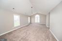Huge Master Bedroom with Vaulted Ceiling - 6126 MARINEVIEW RD, KING GEORGE