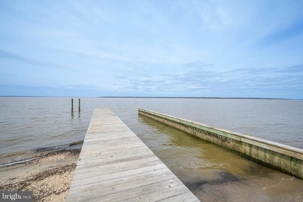 Boat Ramp on the Potomac - 6126 MARINEVIEW RD, KING GEORGE