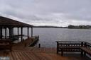 Lake View from sun deck - 6220 BELMONT RD, MINERAL