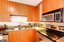 Kitchen - Contemporary & Modern Cabinetry! - 910 M ST NW #525, WASHINGTON