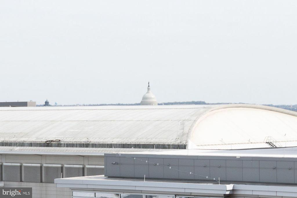 Rooftop Deck Boasts Views of the Capitol! - 910 M ST NW #525, WASHINGTON
