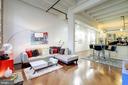 Ultra chic loft in Adams Morgan! - 1701 KALORAMA RD NW #206, WASHINGTON