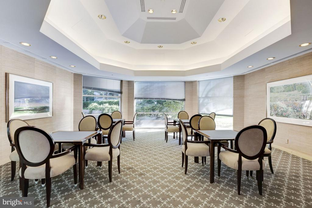 Somerset club house - 5600 WISCONSIN AVE #1408, CHEVY CHASE