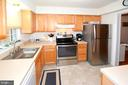 Cabinet upgrade in 2008, appliances in 2017 - 1030-B MARGATE CT, STERLING