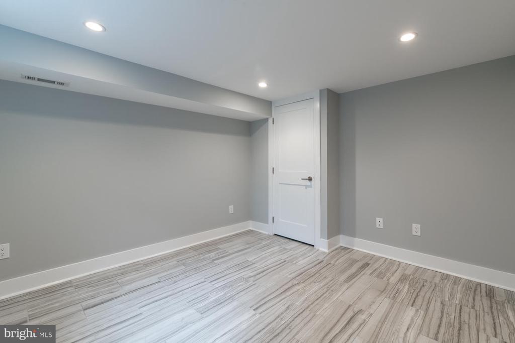 Bedroom 4 - Lower Level - 1421 NORTH CAROLINA AVE NE, WASHINGTON