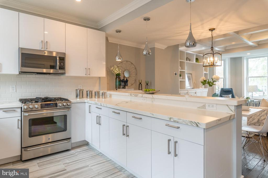 Kitchen - 1421 NORTH CAROLINA AVE NE, WASHINGTON