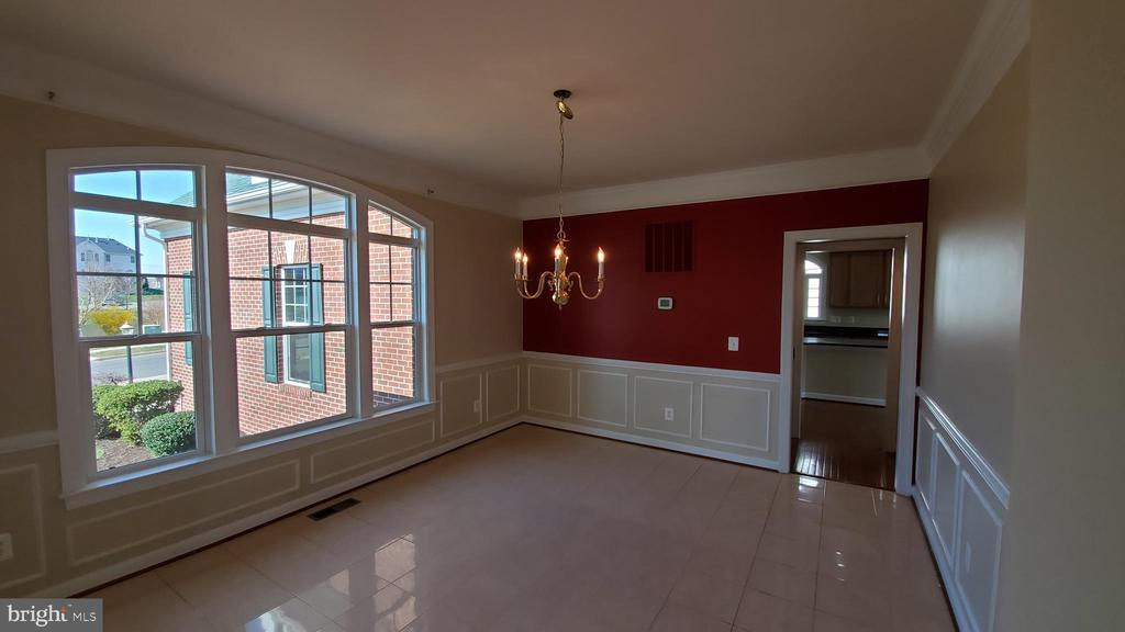 Formal Dinning room - 18805 PIER TRAIL DR, TRIANGLE