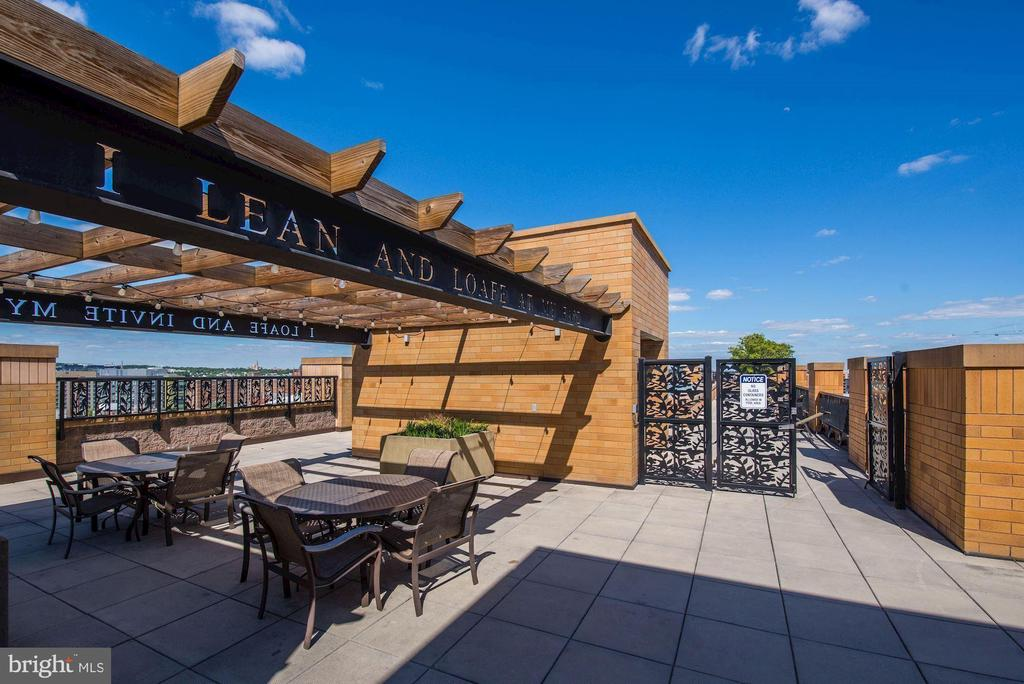 Rooftop Deck - 910 M ST NW #525, WASHINGTON