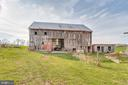 A second large barn perfect for your animals - 1007 PEMBROKE WAY, CHARLES TOWN