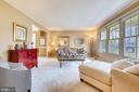 Lovely Formal Living Room - 738 SONATA WAY, SILVER SPRING