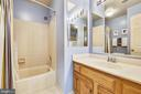 Hall Bath - 738 SONATA WAY, SILVER SPRING