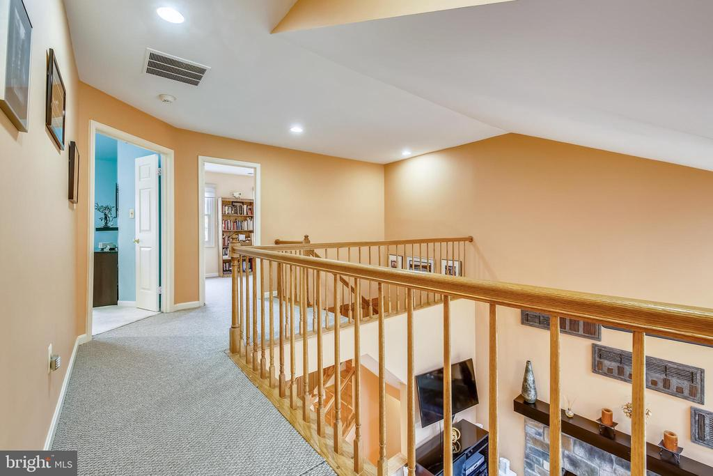 Upper Hallway - 738 SONATA WAY, SILVER SPRING