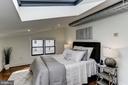 3rd Floor includes bedroom, bath, WIC and balcony. - 420 RIDGE ST NW, WASHINGTON