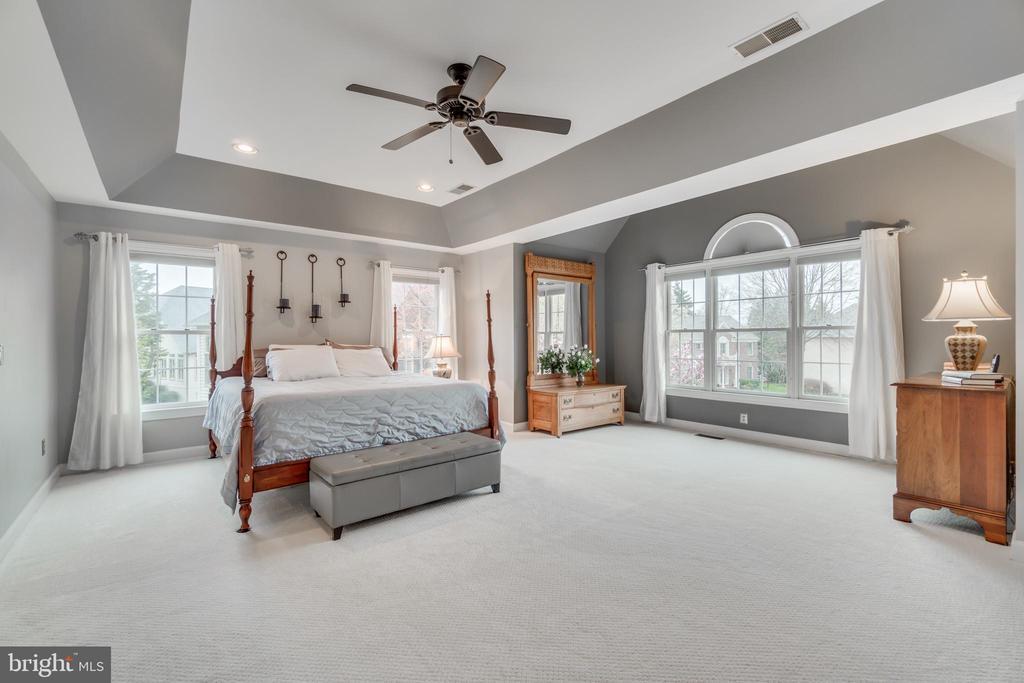 Master bedroom - 20464 SWAN CREEK CT, STERLING