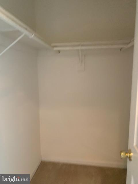Master Bedroom walk-in closet - 2614 RUFFIN DR, FREDERICKSBURG