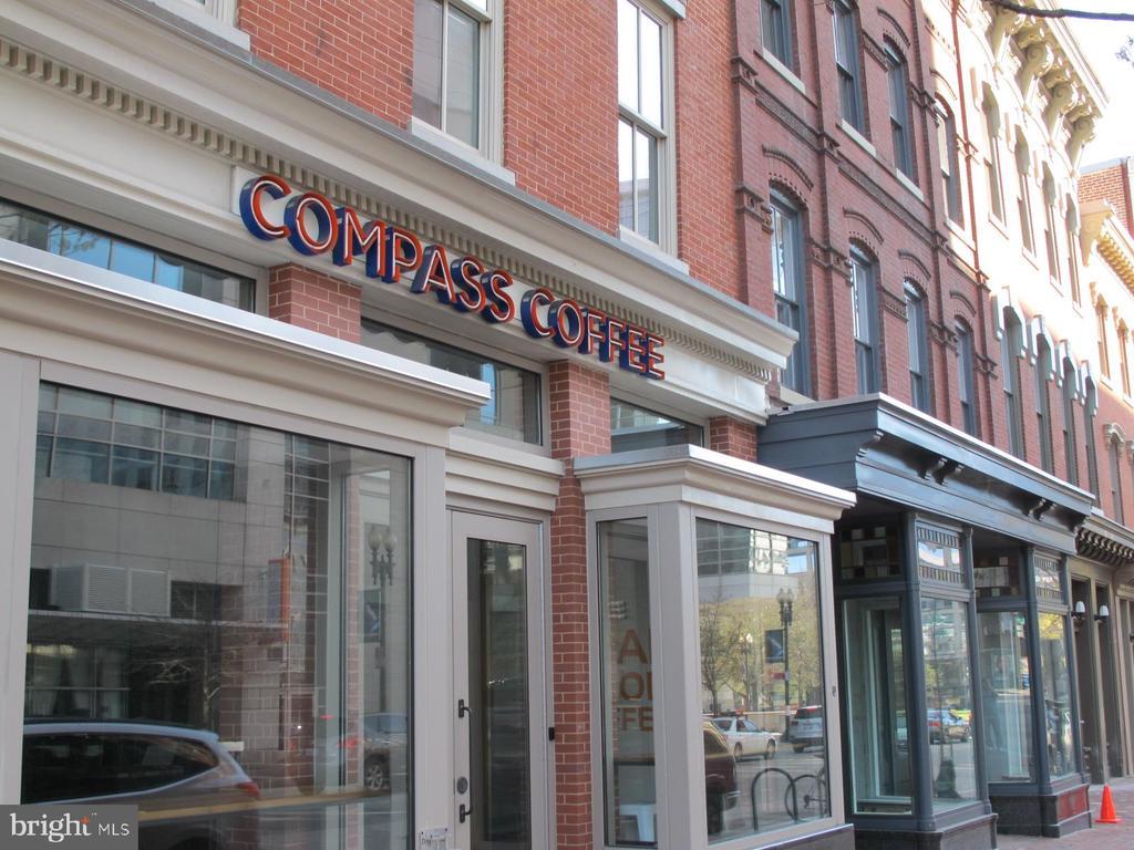 3 blocks to Compass Coffee - 420 RIDGE ST NW, WASHINGTON