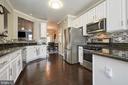 Kitchen - 8932 ATATURK WAY, LORTON