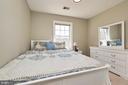 Secondary bedroom - 8932 ATATURK WAY, LORTON