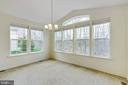 Sun Room - 107 THOMPSON CT, WINCHESTER