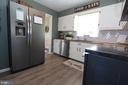 Renovated kitchen! - 11833 PURCELL RD, LOVETTSVILLE