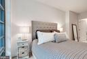 Sleep serenely in the  master bedroom oasis - 45 SUTTON SQ SW #704, WASHINGTON