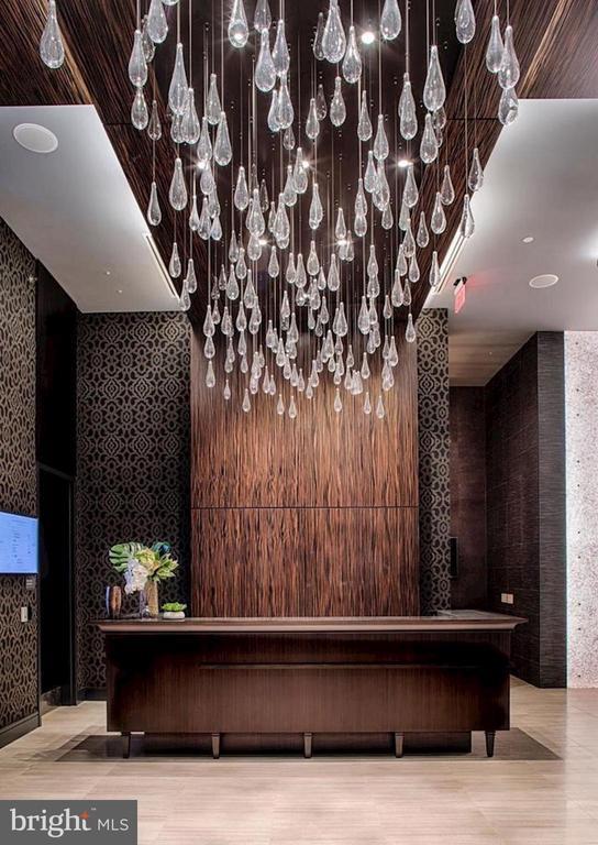Welcoming 24-hour Concierge/front desk - 45 SUTTON SQ SW #704, WASHINGTON