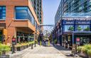 Wharf Cobblestone streets lined w/entertainment - 45 SUTTON SQ SW #704, WASHINGTON
