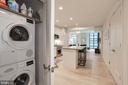 In-home Bosch W/D - 45 SUTTON SQ SW #704, WASHINGTON