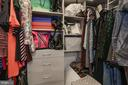 2nd BR walk-in closet w/California Closet system - 45 SUTTON SQ SW #704, WASHINGTON