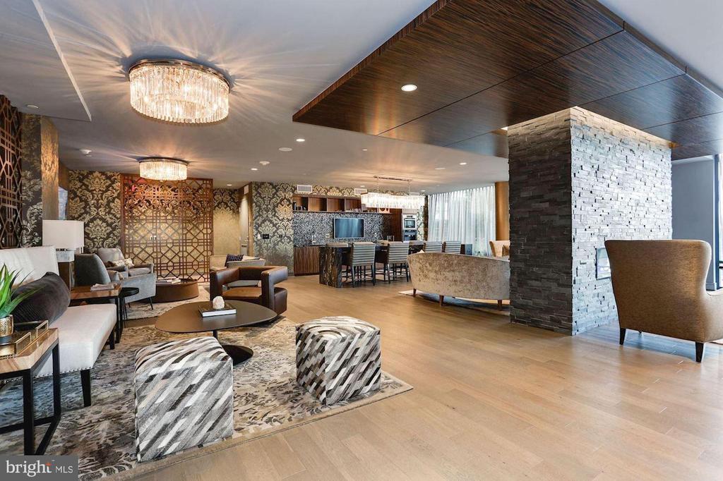 Elegant Residents Lougne - 45 SUTTON SQ SW #704, WASHINGTON