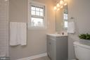 Full bath upstairs - 7 PHILLIPS DR NW, LEESBURG