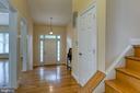 Foyer - 5 EMERSON CT, STAFFORD
