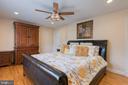 Master Bedroom - 5 EMERSON CT, STAFFORD