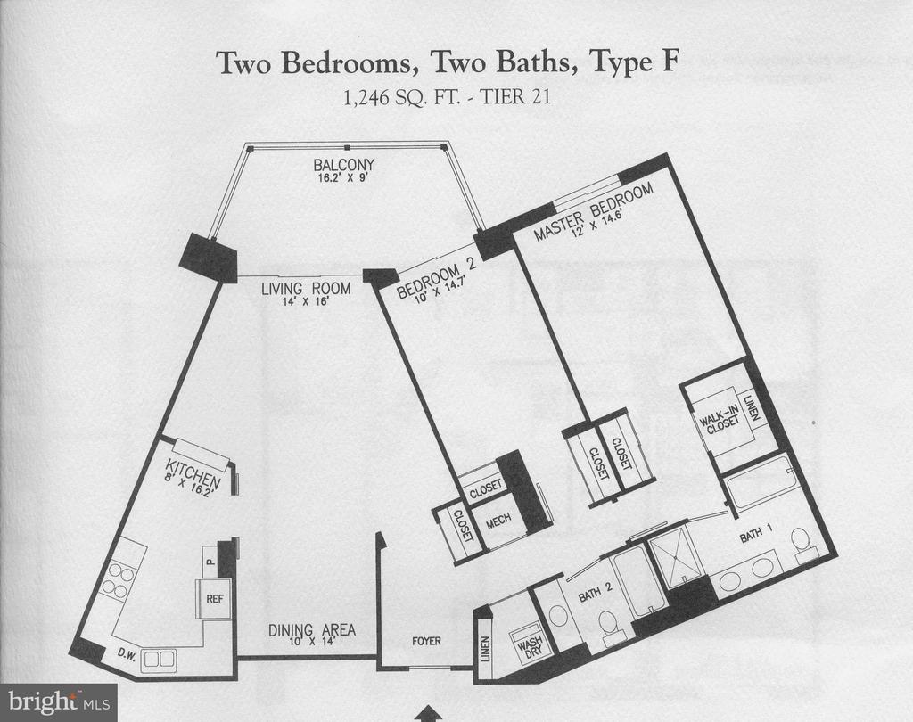 - 19385 CYPRESS RIDGE TER #809, LEESBURG