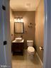 Half bath on main level - 108 E. STATION TER., MARTINSBURG