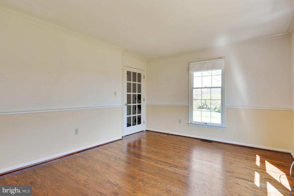 French door provides both privacy and light - 6325 S OSBORNE RD, UPPER MARLBORO