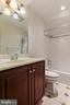 Bedroom 5 full bath - 2375 BALLENGER CREEK PIKE, ADAMSTOWN