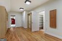 One-of-a-kind walk-in Master closet room. - 2375 BALLENGER CREEK PIKE, ADAMSTOWN