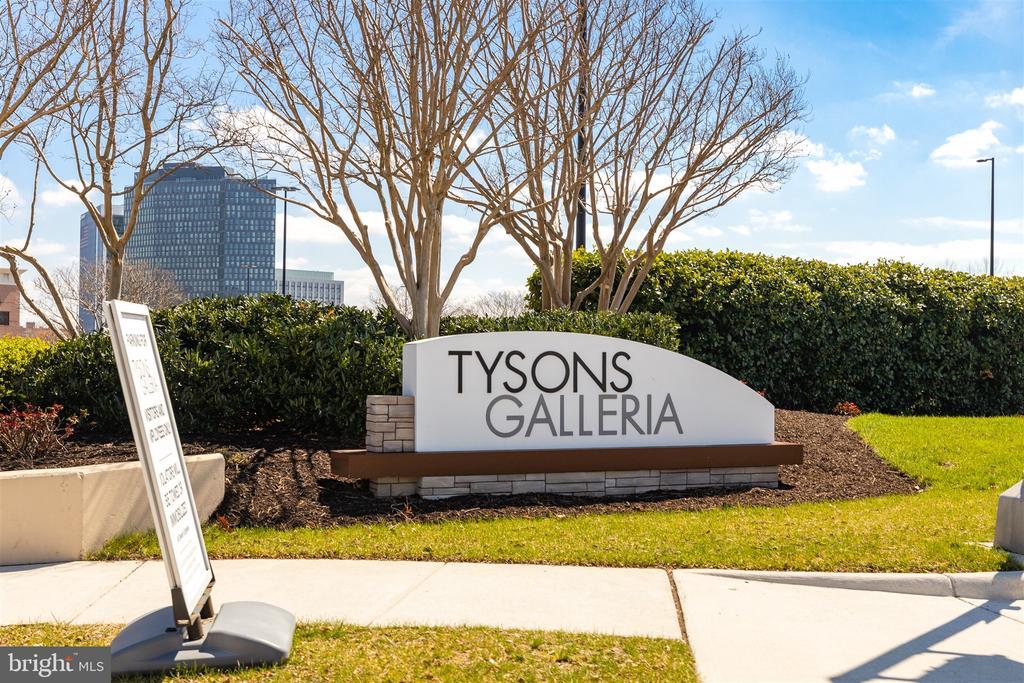 Walk to Tysons Galleria - 1645 INTERNATIONAL DR #407, MCLEAN