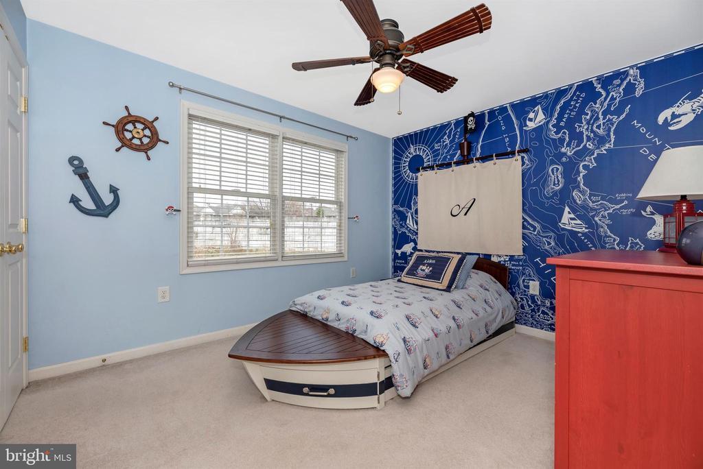 Bedroom #3 - 105 MERCER CT, FREDERICK