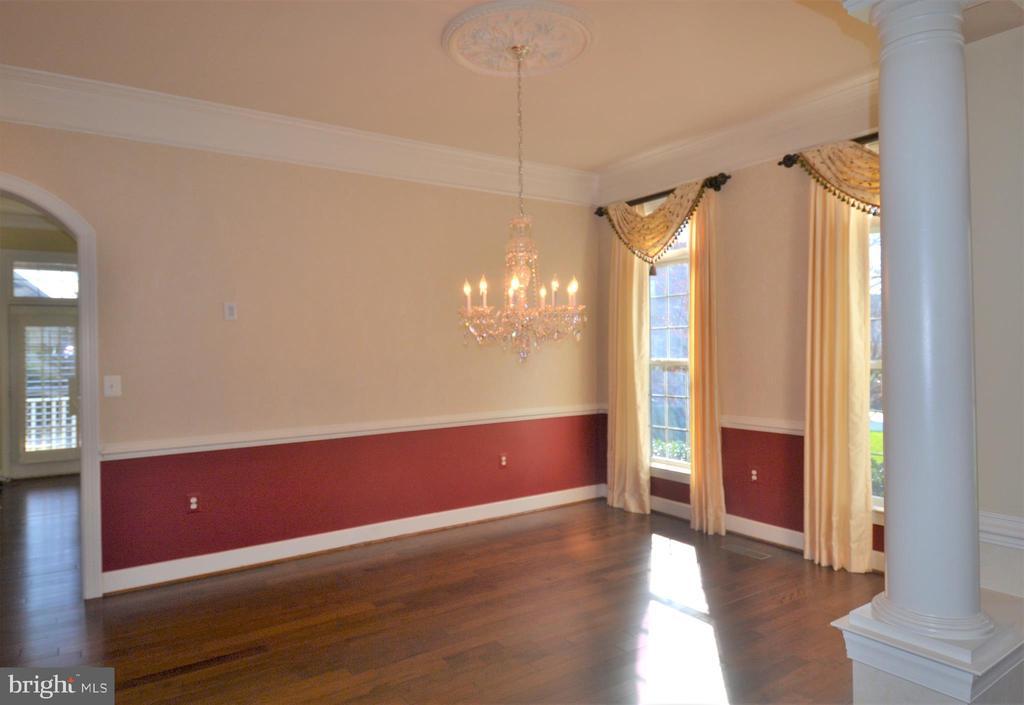 Formal Dining Room - 18441 LANIER ISLAND SQ, LEESBURG