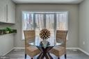 Dining Room with Huge Windows!!! - 401 CORNWALLIS AVE, LOCUST GROVE