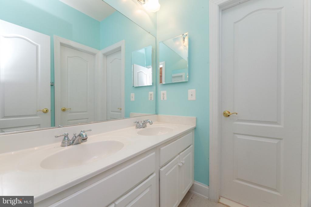 Jack and Jill Bathroom - 18754 KIPHEART DR, LEESBURG