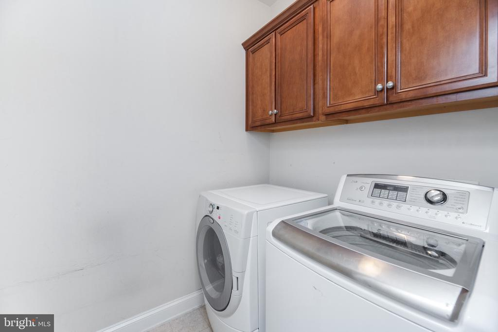Upper Level Laundry Room - 18754 KIPHEART DR, LEESBURG
