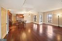 Over 1,500 Square Feet in PH#412 - 9610 DEWITT DR #PH412, SILVER SPRING