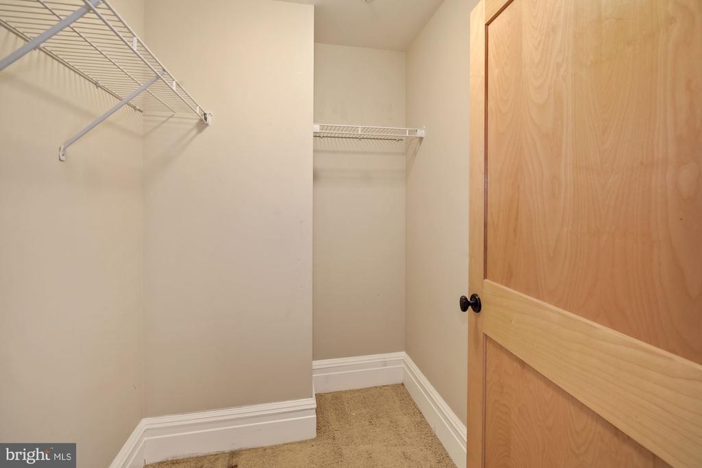 Walk-In Closet - 9610 DEWITT DR #PH412, SILVER SPRING