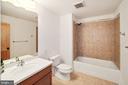 2nd Full Bath - 9610 DEWITT DR #PH412, SILVER SPRING