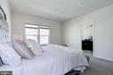 Master bedroom - 13411 WATERFORD HILLS BLVD, GERMANTOWN