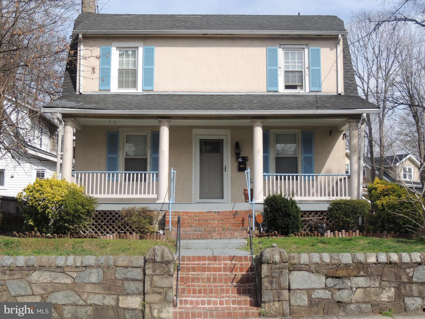 Single Family Homes for Sale at Washington, District Of Columbia 20018 United States