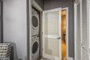 In-Unit Laundry - 1701 KALORAMA RD NW #314, WASHINGTON